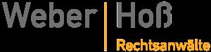 Weber & Hoss Rechtsanwälte Logo